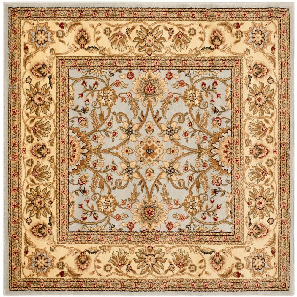Safavieh Lyndhurst Gray Beige 8 Ft X 8 Ft Square Area Rug Lnh212j 8sq In 2020 Area Rugs Beige Area Rugs Rugs
