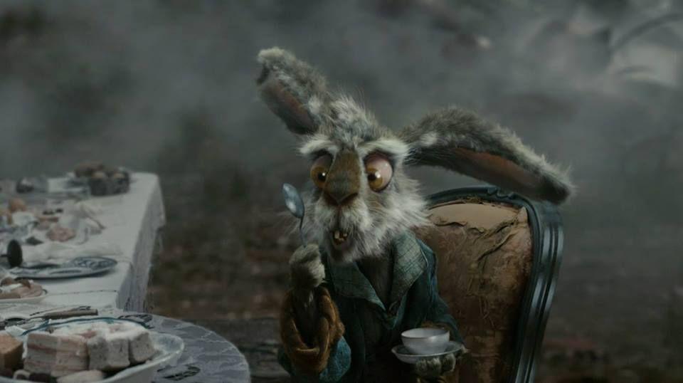 Märzhase Alice Im Wunderland Wunderland Und Alice
