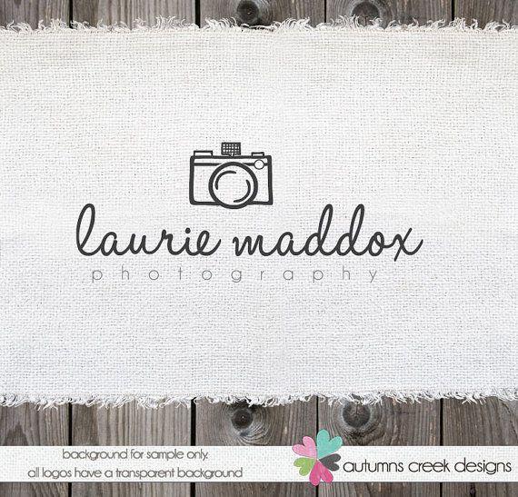 Fotografía Logo Premade Logos cámara insignia por autumnscreek