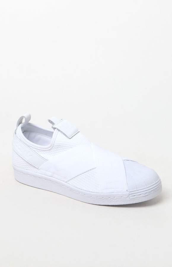 Adidas Women's Superstar Slip On Sneakers   Bloomingdale's