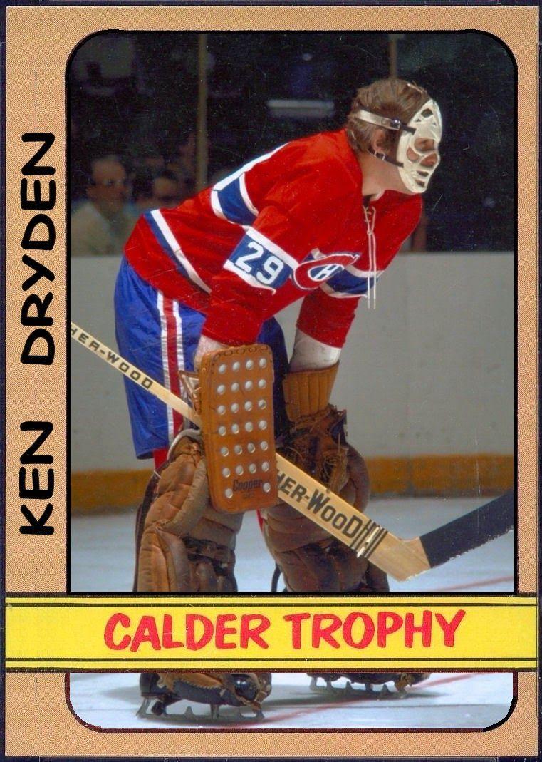 Cards That Never Were 1972 73 Topps Calder Trophy Ken