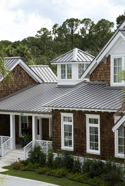 Best Image Result For Alaskan Cedar Shake Metal Roof Tin Roof 400 x 300