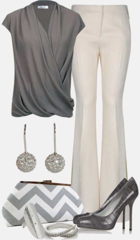 89+ Stylish Work Outfit Ideas for Spring & Summer 2020 | Pouted spring-and-summer-work-outfits-2 89+ Stylish Work Outfit Ideas for Spring & Summer 2017...  #ideas #Outfit #Pouted