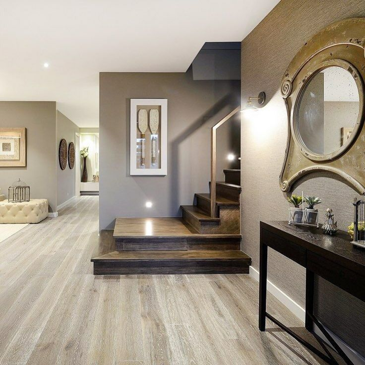 Empire Interiors | Love the colour palette and flooring.