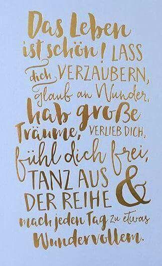To Do Für Ein Schönes Leben Gute Wünsche Pinterest Zitate