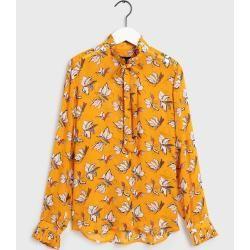 Gant Florale Chiffon Bluse (Gold) Gant