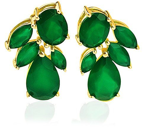 Exxotic Beyonce Inspired Fashion Gold Plated 925 Sterling Silver Green Onyx Earrings Jewellery for Women Exxotic Jewelz http://www.amazon.in/dp/B00LLBG7IQ/ref=cm_sw_r_pi_dp_cA8Vtb0RSYJV8J3K