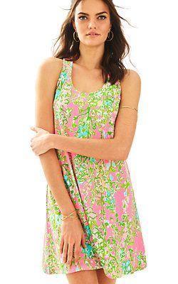 5967a5ff31dfe4 Melle Trapeze Tank Dress | Fashion | Dresses, Fashion y Tank dress