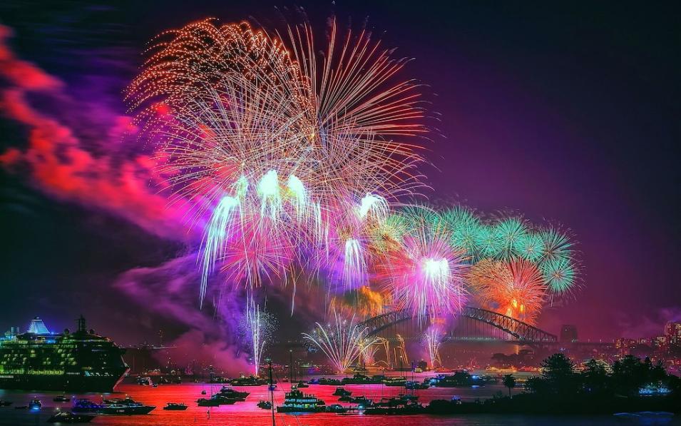 Screenshot Firework Jigsaw Puzzle 160 Pieces New Year Fireworks Fireworks Wallpaper Fireworks