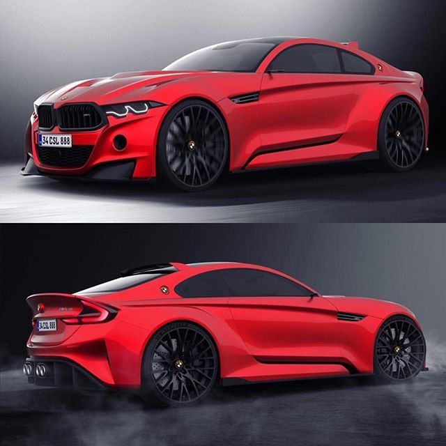 BMW M2 2020 Concept (not officia) 🤔 Yes or no? • 📷 by