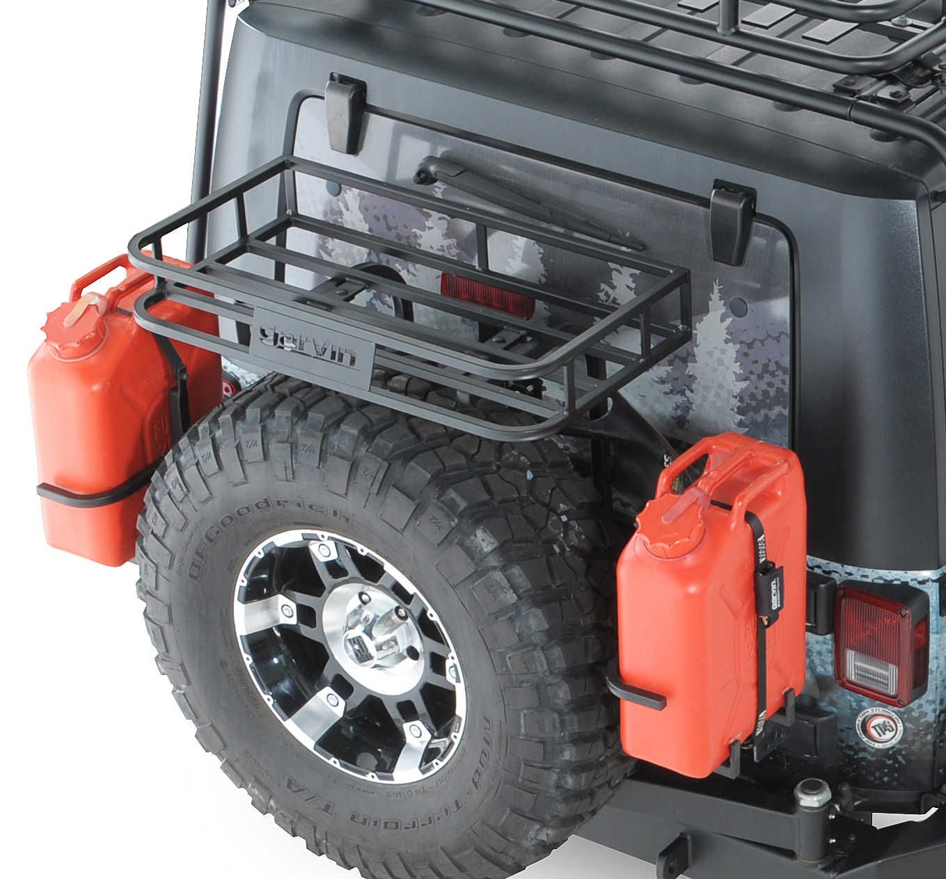 The New Garvin G2 Trail Rack Accessory Is Perfect For An Ice Chest