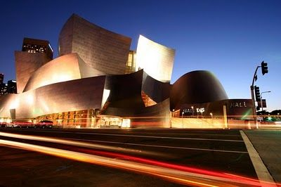 Walt Disney Consert Hall By Frank Gehry Los Angeles Walt Disney Concert Hall Concert Hall Frank Gehry
