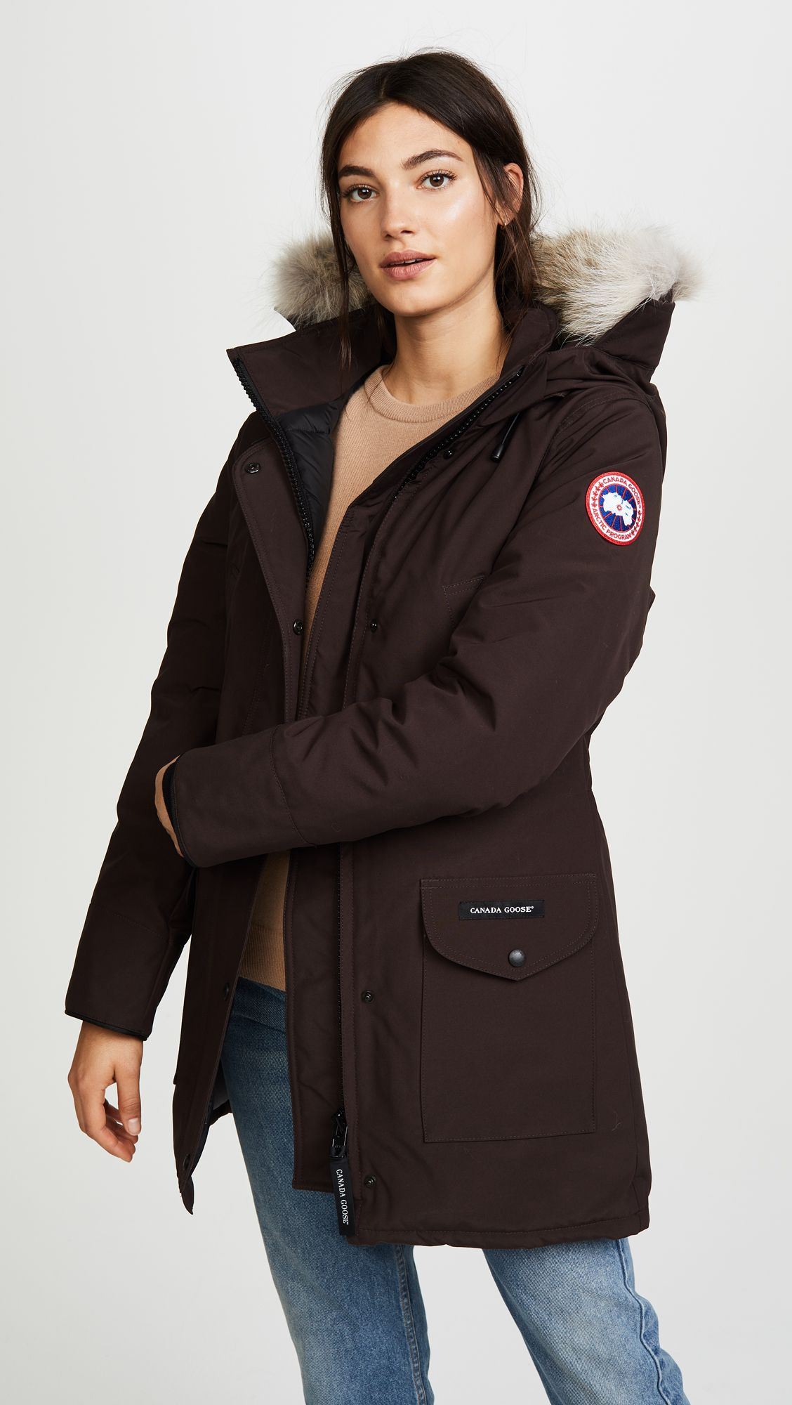 0e8da3d8be2 Canada Goose Trillium Parka | Currently Coveting | Things I Love