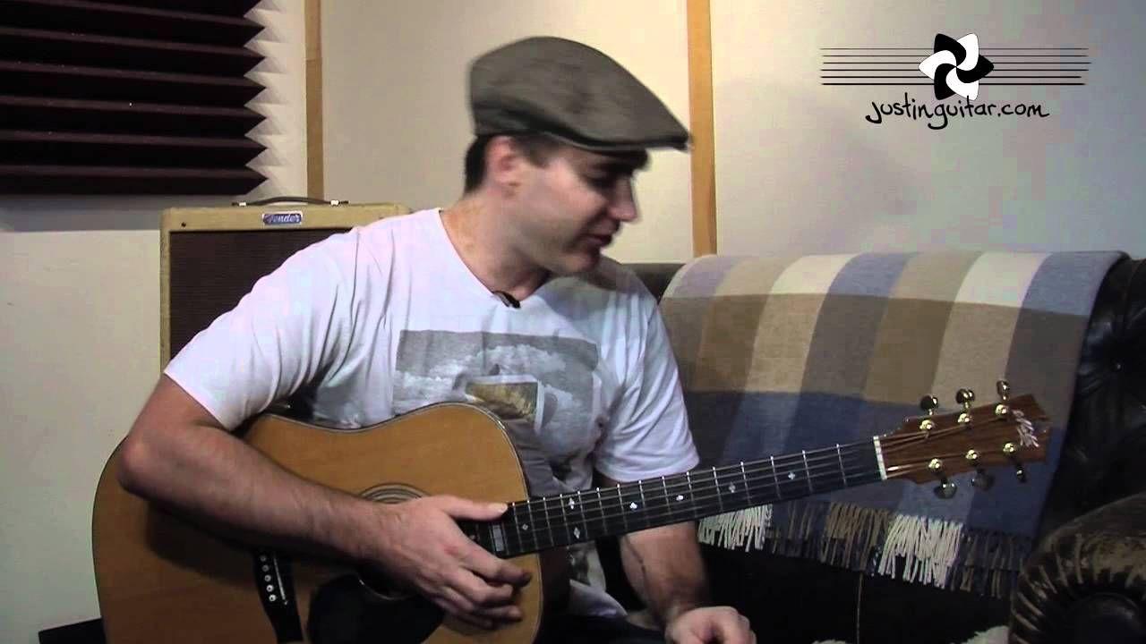 Live Forever - Oasis (Easy Songs Beginner Guitar Lesson BS