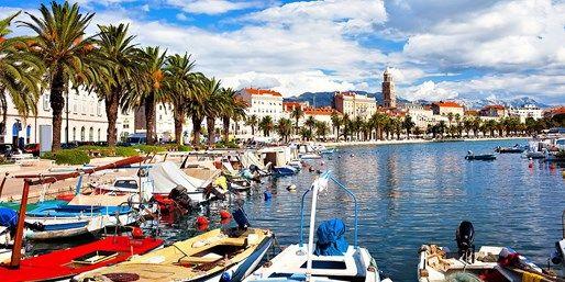 Opatija Split Dubrovnik Zagreb Bled Vacations 1299 Croatia Tour Croatia Tours Split Croatia Croatia Holiday