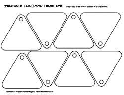 Lots of free printables! These are for lapbook templates