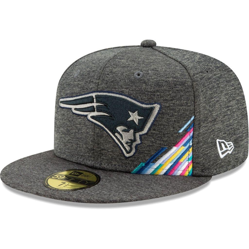 NEW ENGLAND PATRIOTS NEW ERA NFL HEATHER 59FIFTY CAP