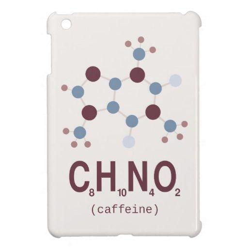 Caffeine Chemical Formula Ipad Mini Cover Chemical Formula