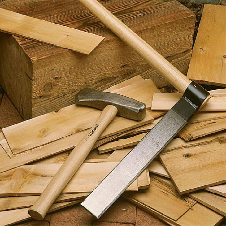 USA Made Splitting Froe THE TRADITIONAL TOOL FOR MAKING