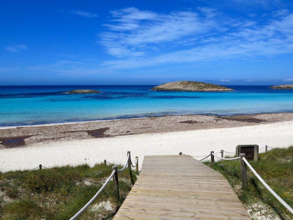Playa+de+Ses+Illetes+Formentera+Spain