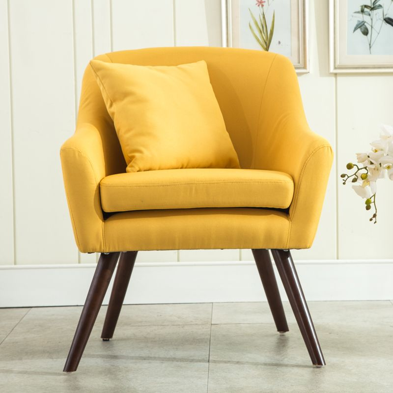 Single Living Room Chairs. Find More Living Room Chairs Information about Mid Century Modern Style  Armchair Sofa Chair