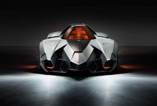 New Lamborghini Concept Car with single seats and 600 horsepower, has attracted a lot of attention on the 50th anniversary of Lamborghini.  Lamborghini Egoista has a 5.2-liter V-10 that makes 600 horsepower. The single-seat car was created by a team led by Volkswagens Head of Design.  The design is inspired by the Apache helicopter,