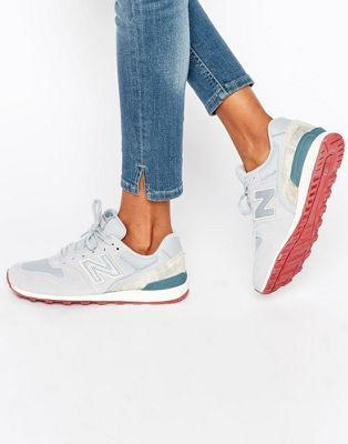 new balance zapatillas mujer 996 leather