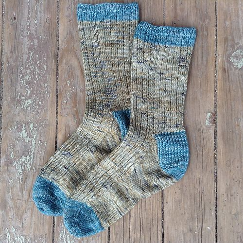 Emily's Favourite Socks Pattern By Emily Foden