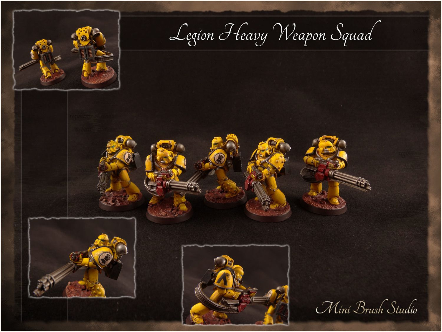 Gallery Imperial fist, Gallery, Space marine