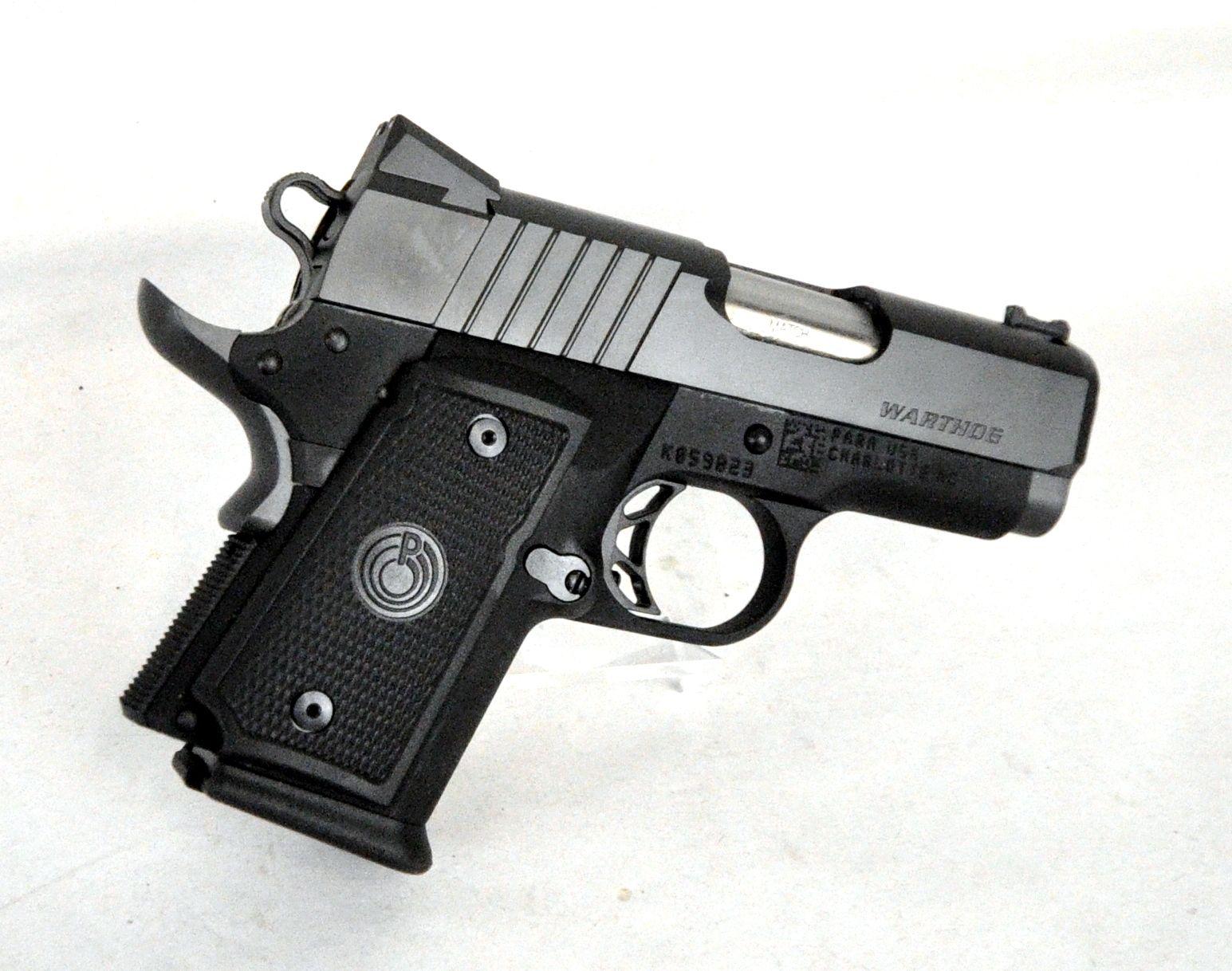 Para USA Warthog .45 ACP. 96600. The Warthog from Para USA is a ...