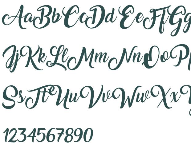 Amarillo font download free (truetype)