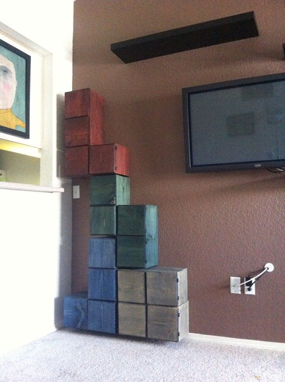 Hochwertig Tetris Cabinets/ Cat Stepping Stones