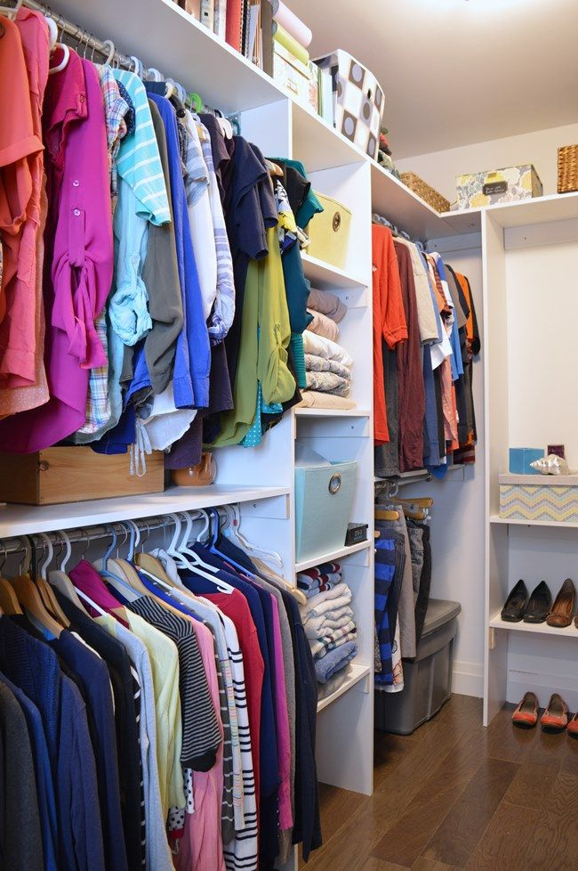 Build Your Own Custom Closet Built In Shelving With These Tips And Guides