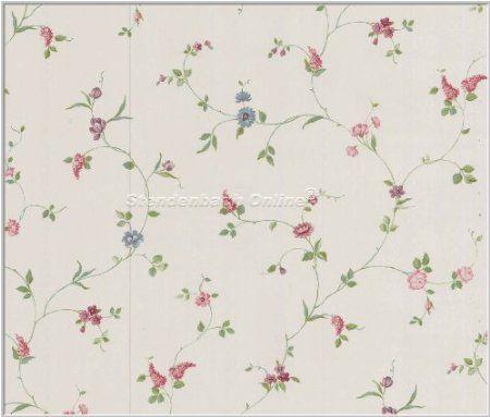 tapete cheeky monkey landhaus floral blumen. Black Bedroom Furniture Sets. Home Design Ideas