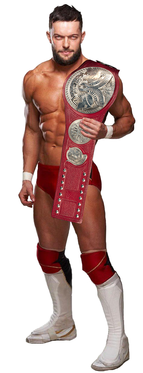Finn Balor 2019 New Render Raw Tag Team Champion B By Wwedesigners Finn Balor Finn Champion