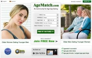 Agematch dating site