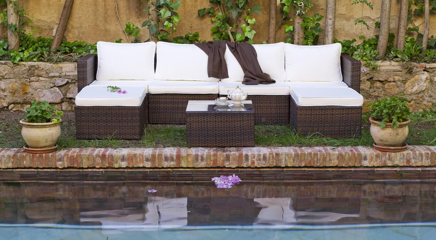 Sofá modular para terraza. | Home sweet home | Pinterest | Sofás ...
