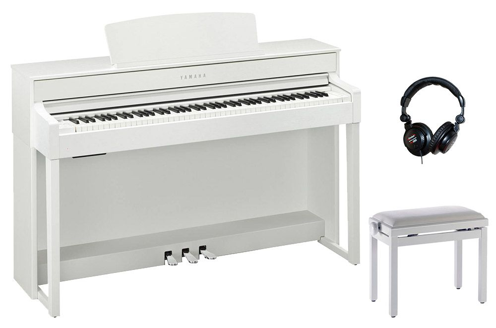 yamaha pack promo avec le piano num rique clavinova 88. Black Bedroom Furniture Sets. Home Design Ideas