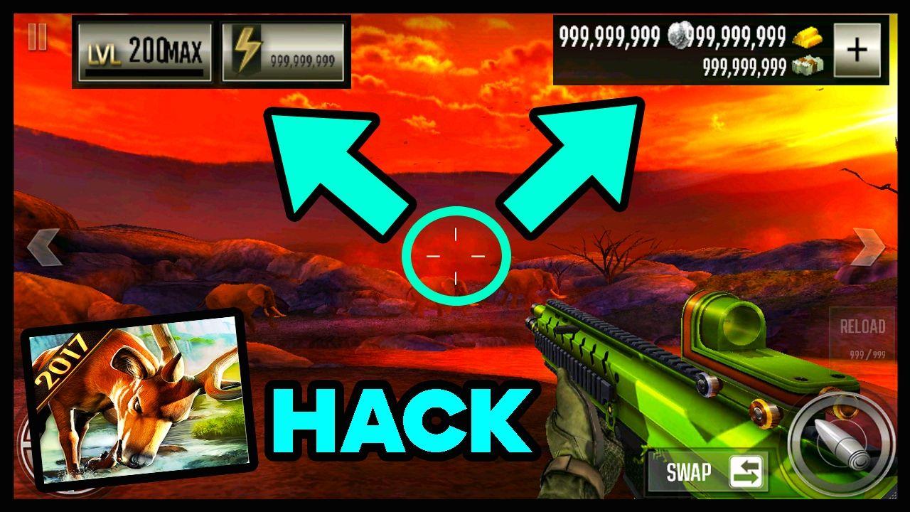 deer hunter reloaded apk hack android
