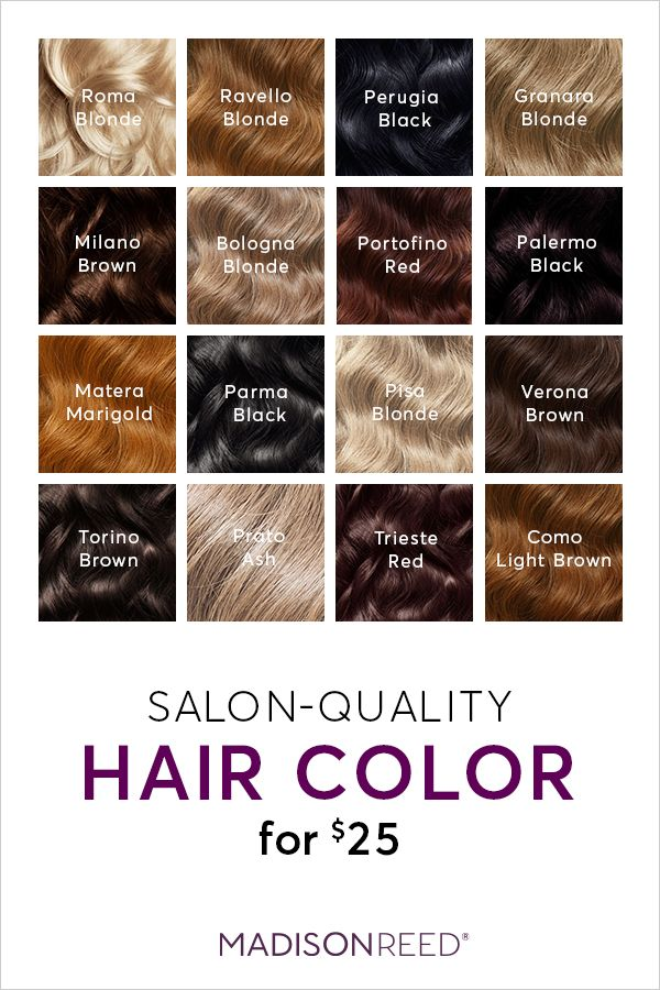 Bring the salon home for just $25. Multi-tonal hair color made with ...