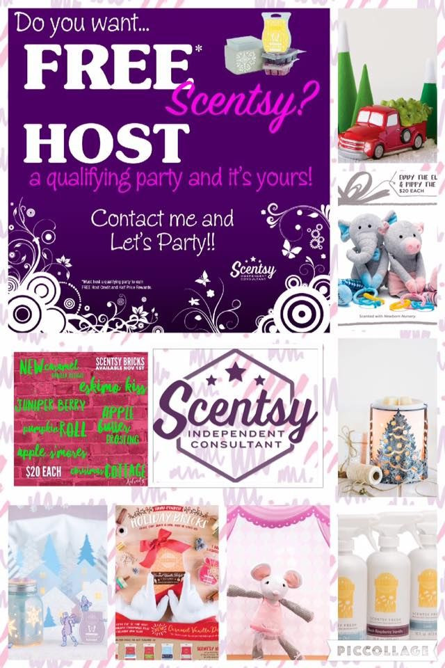 hosting a scentsy party is easy home party basket party facebook party - Hosting A Party At Home