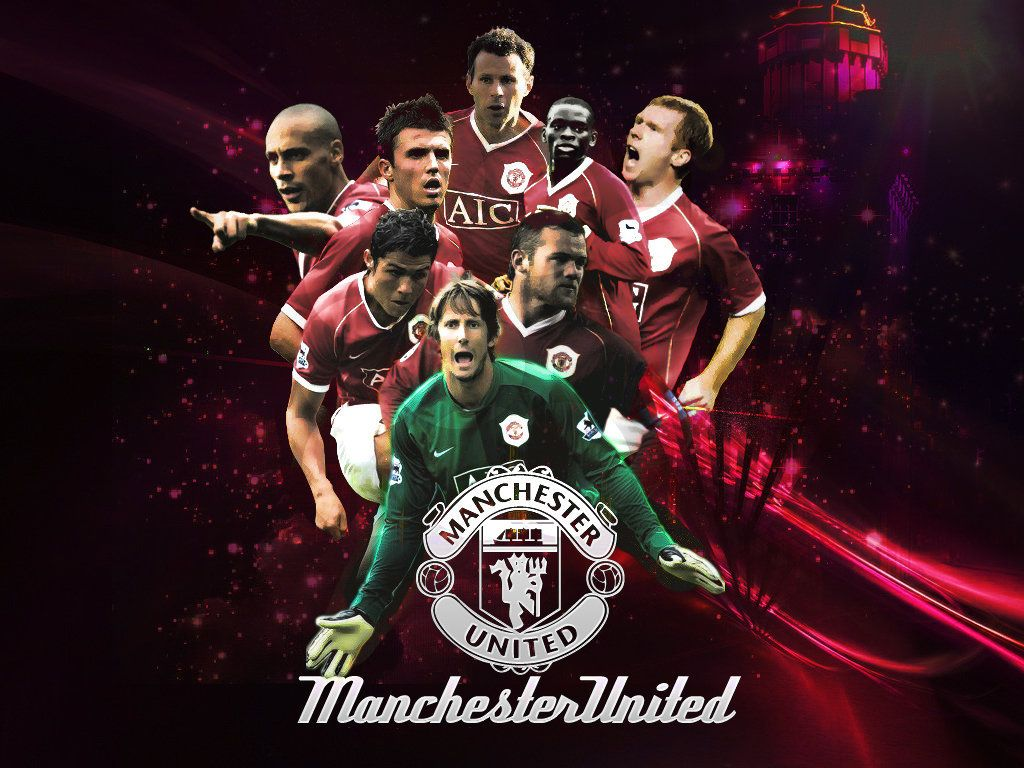 Champions Manchester United Wallpaper Manchester United Team Manchester United Manchester United Wallpaper