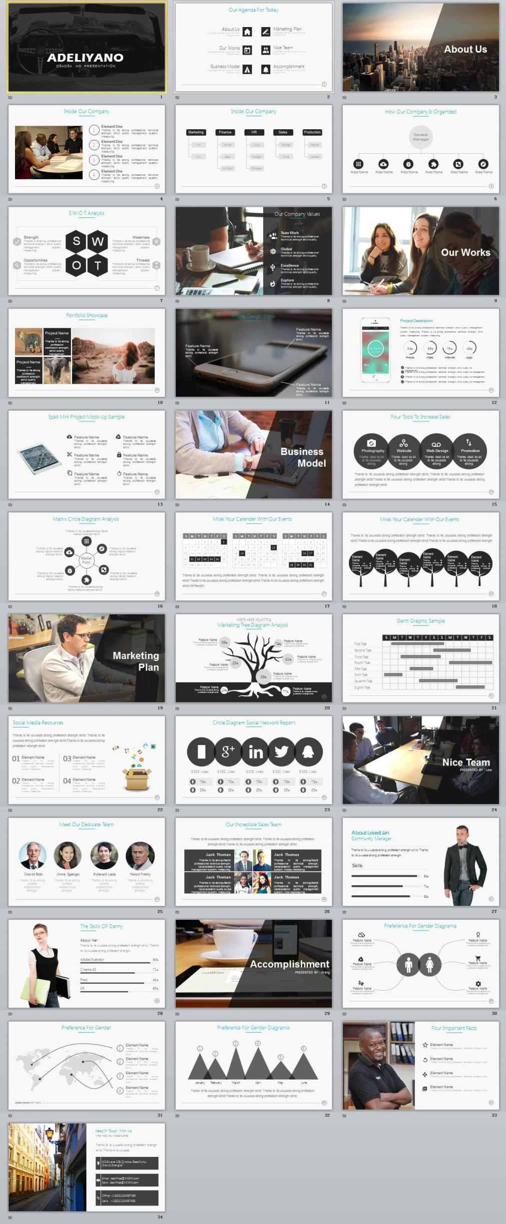 34 business report powerpoint templates the highest quality 34 business report powerpoint templates the highest quality powerpoint templates and keynote templates download flashek Image collections