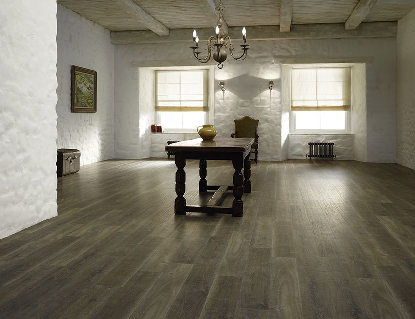 Aged Oak Flooring By Amtico Available At Bell Of