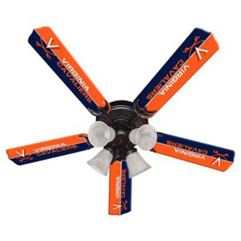 Ceiling Fan Designers NCAA 52 in. Indoor Ceiling Fan - 7995-UVA