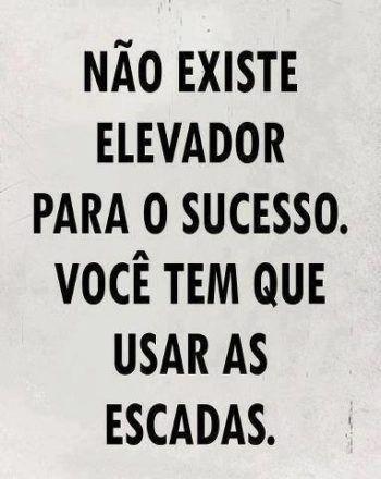 Assim é caminho para o teu sucesso - #motivação #ideias #frases #instagram #s... 2
