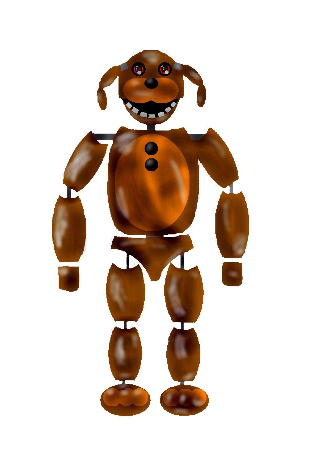 Картинки аниматроников собака