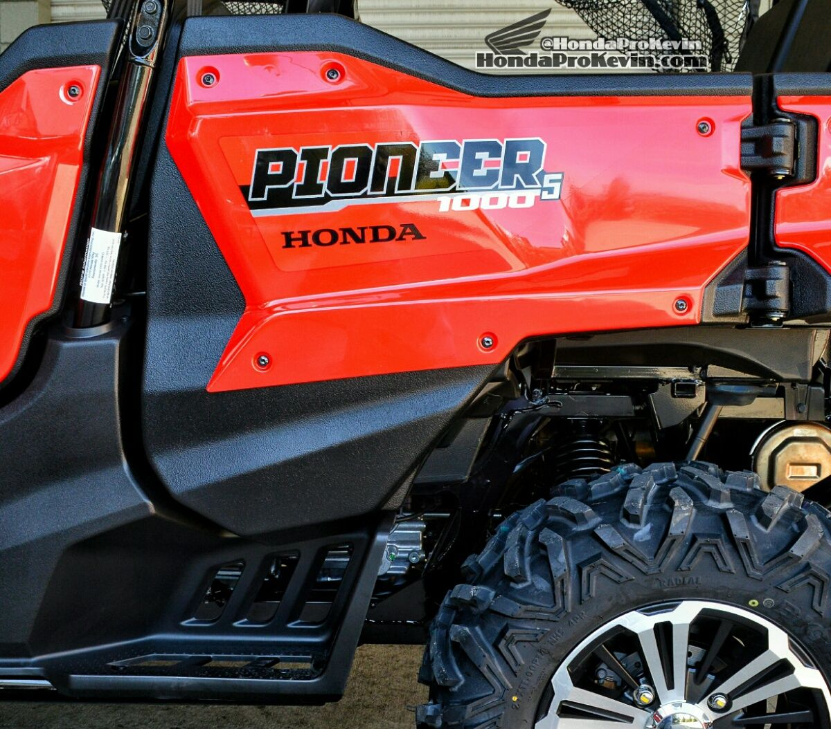 2016 honda sport utv side by side 1000 cc atv sxs utility vehicle first drive review check out if the new pioneer 1000 5 deluxe pictured her
