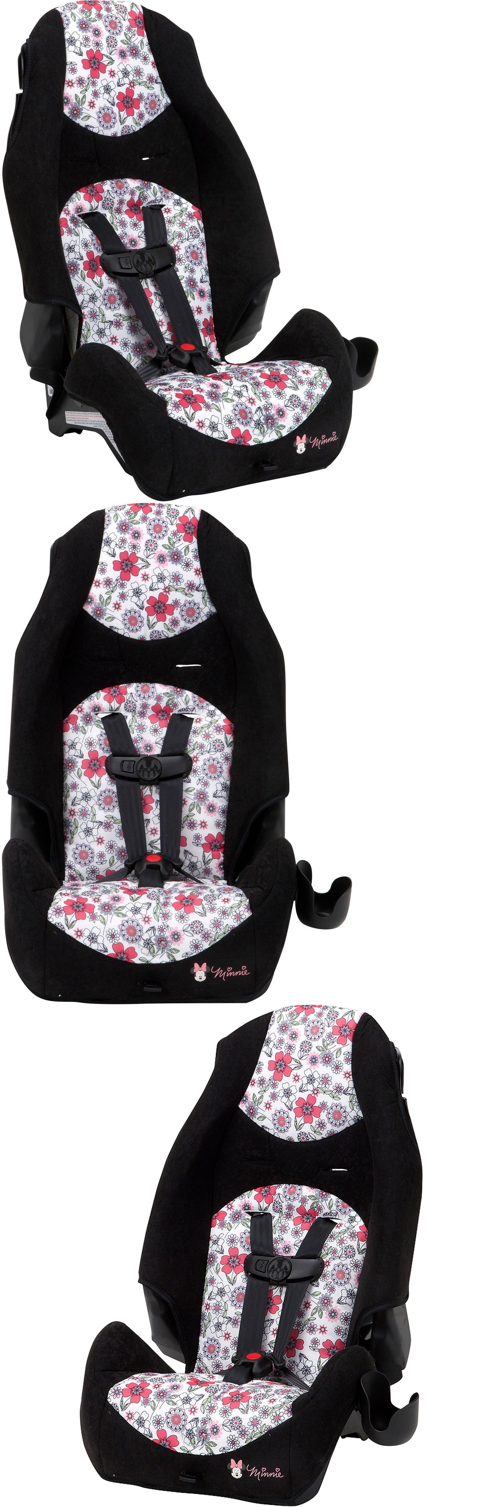 Booster To 80lbs 66694 Car Seat Disney Girls Minnie Mouse Toddler Children High Back Safety BUY IT NOW ONLY 6366 On EBay