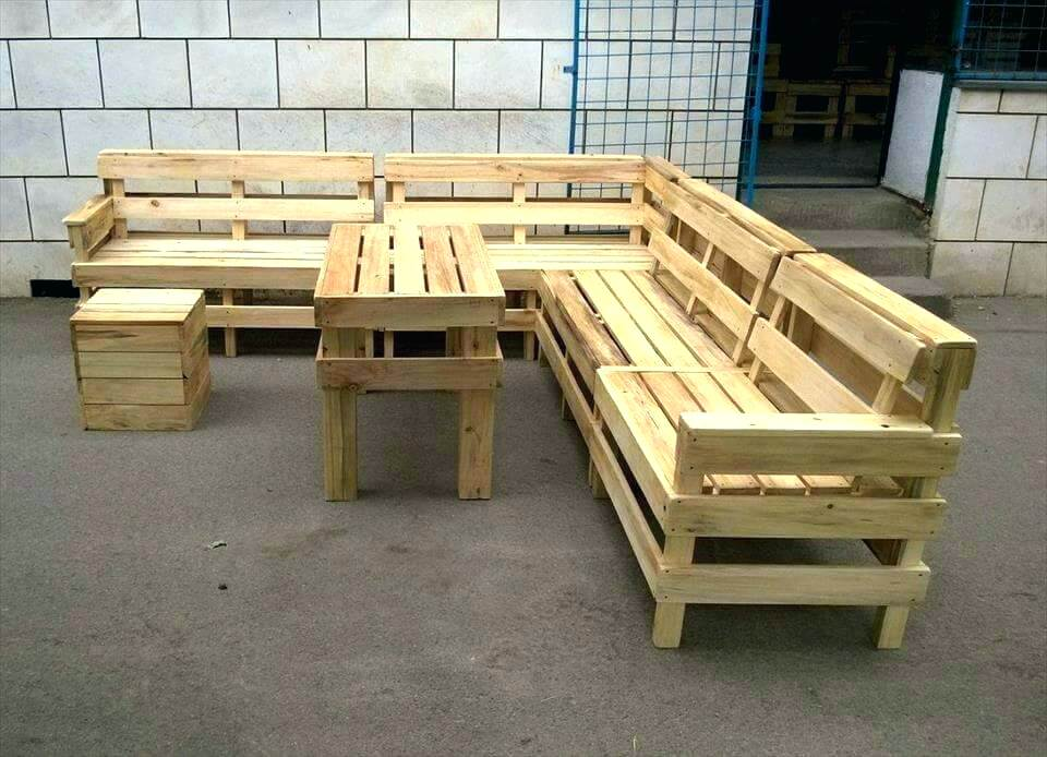 l shaped patio couch wood patio sofa